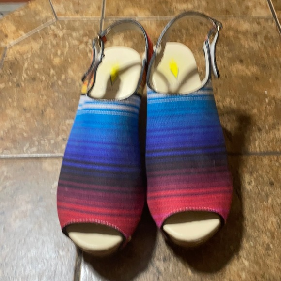 Women's 10 Volatile Sandals Sarape